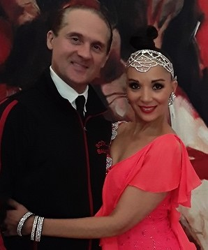 Sorin and Nicolay, Ballroom Dance Instructors
